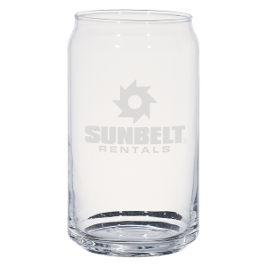 16 Oz. Ale Glass Can